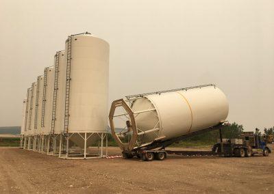 16 Fertilizer Bin/Tank Move